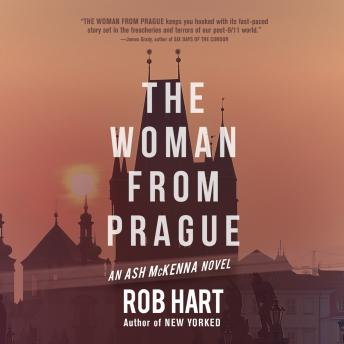 Woman from Prague, Rob Hart