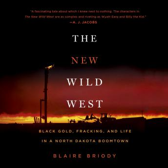 New Wild West: Black Gold, Fracking, and Life in a North Dakota Boomtown, Blaire Briody