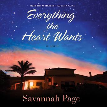 Everything the Heart Wants, Savannah Page