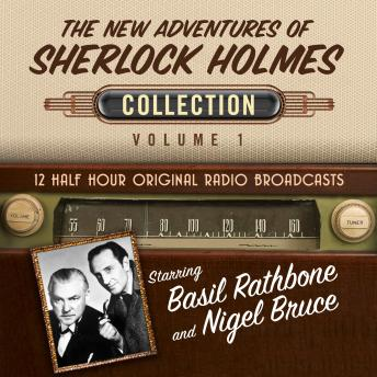 The New Adventures of Sherlock Holmes, Collection 1