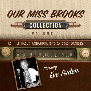 Our Miss Brooks, Collection 1, Black Eye Entertainment