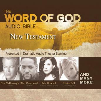 Word of God Audio Bible: New Testament, Unspecified