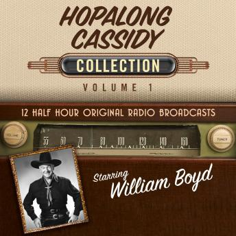 Hopalong Cassidy, Collection 1