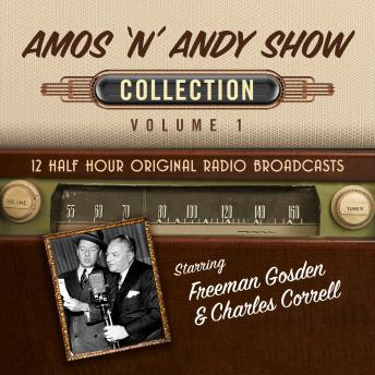 Amos 'n' Andy Show, Collection 1, Black Eye Entertainment