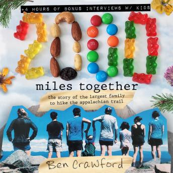Download 2,000 Miles Together by Ben Crawford