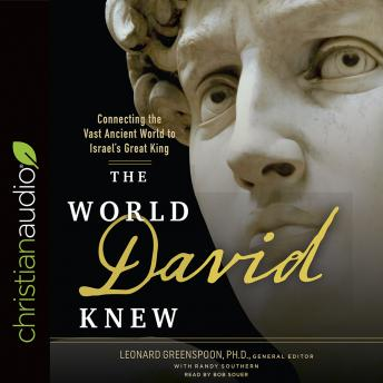 World David Knew: Connecting the Vast Ancient World to Israel's Great King, Leonard Greenspoon, Randy Southern