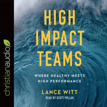 High Impact Teams: Where Healthy Meets High Performance