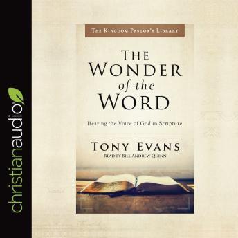 The Wonder of the Word: Hearing the Voice of God in Scripture
