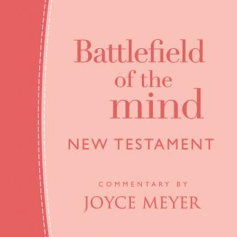 Download Battlefield of the Mind New Testament by Joyce Meyer