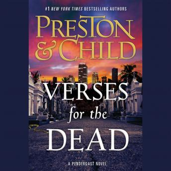 Download Verses for the Dead by Douglas Preston, Lincoln Child