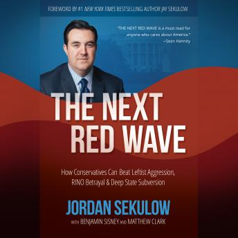 The Next Red Wave: How Conservatives Can Beat Leftist Aggression, RINO Betrayal & Deep State Subversion