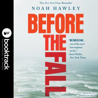 Before the Fall: Booktrack Edition