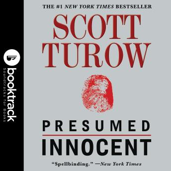 Presumed Innocent: Booktrack Edition
