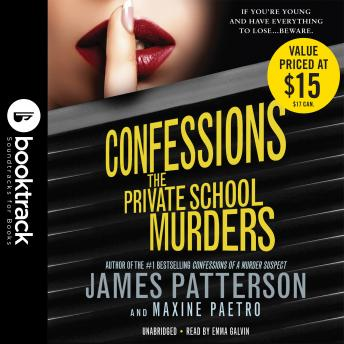 Confessions: The Private School Murders: Booktrack Edition