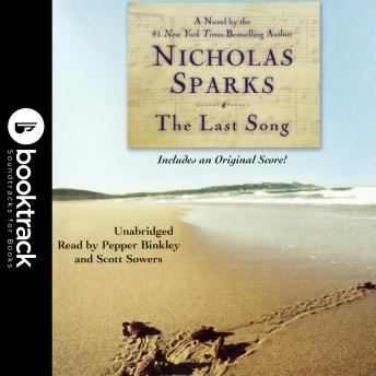 Last Song: Booktrack Edition, Nicholas Sparks