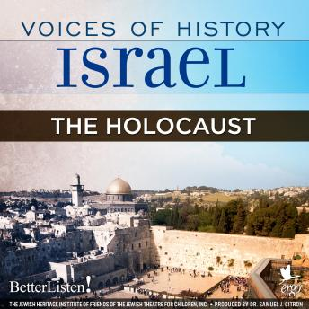 Download Voices of History Israel: The Holocaust by Meshulam Riklis, Wladka Meed, Judah Nadich, Gideon Hausner, Henrik Kraft, Bent Melchior, Ebe Munk, Ole Secher