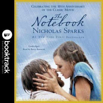 The Notebook: Booktrack Edition