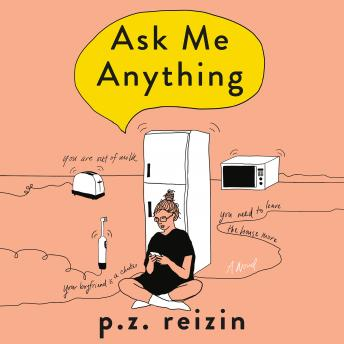 Ask Me Anything, P.Z. Reizin