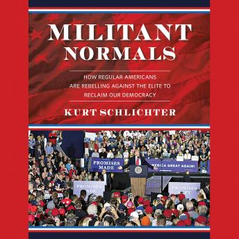 Militant Normals: How Regular Americans Are Rebelling Against the Elite to Reclaim Our Democracy, Kurt Schlichter