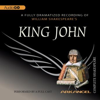 King John, William Shakespeare