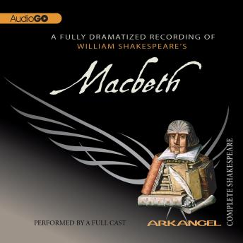 Macbeth, Audio book by William Shakespeare