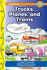 Trucks, Planes, and Trains, Kim Mitzo Thompson
