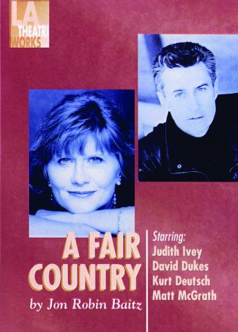 Fair Country, Jon Robin Baitz