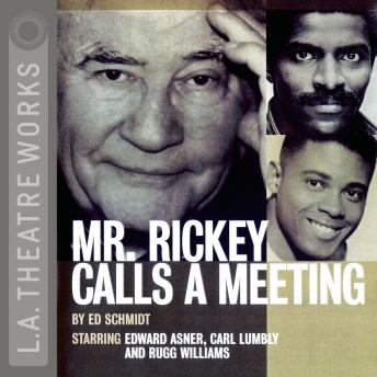 Mr. Rickey Calls a Meeting