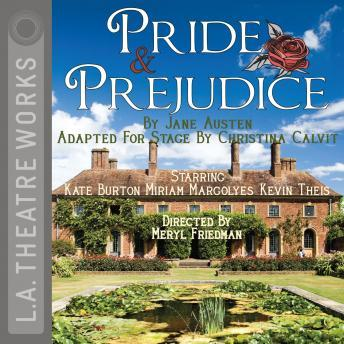Download Pride and Prejudice by Jane Austen, Christina Calvit