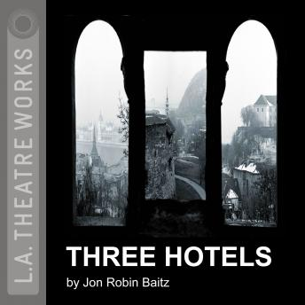 Download Three Hotels by Jon Robin Baitz