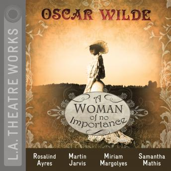 Download Woman of No Importance by Oscar Wilde