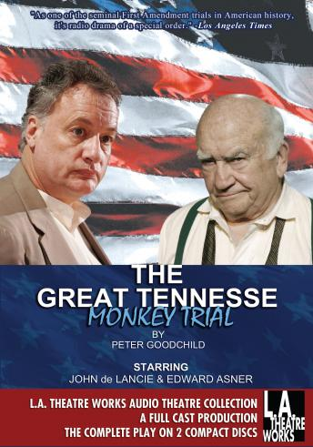 Great Tennessee Monkey Trial, Peter Goodchild