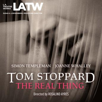 Real Thing, Tom Stoppard