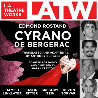 Download Cyrano de Bergerac by Edmond Rostand, Anthony Burgess