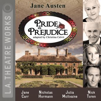 Download Pride and Predjudice by Jane Austen, Christina Calvit