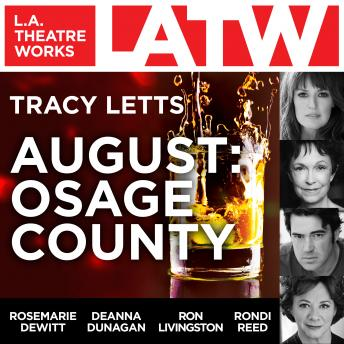 August: Osage County, Tracy Letts