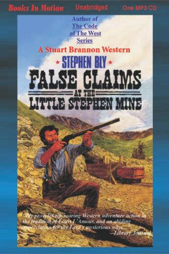 False Claims at the Little Stephen Mine, Stephen Bly