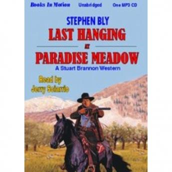 Last Hanging at Paradise Meadow, Stephen Bly