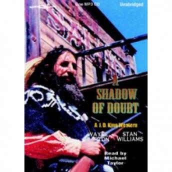 Shadow Of Doubt: J.D. King Series, Book 2, Stan Williams, Wayne Barton