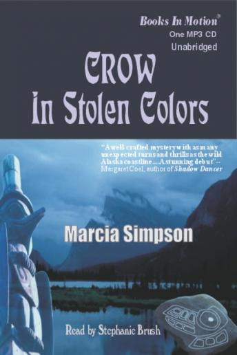 Crow in Stolen Colors, Marcia Simpson