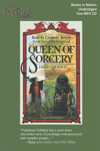 Queen of Sorcery, David Eddings