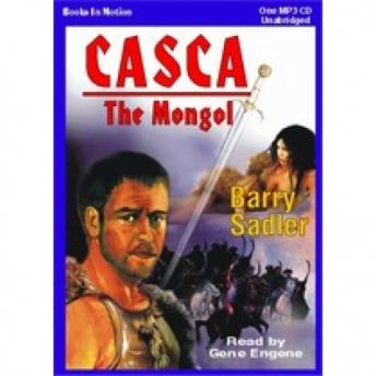 Mongol, Barry Sadler