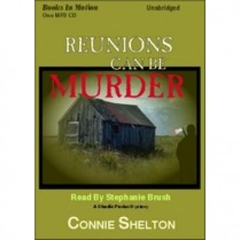 Reunions can be Murder, Connie Shelton