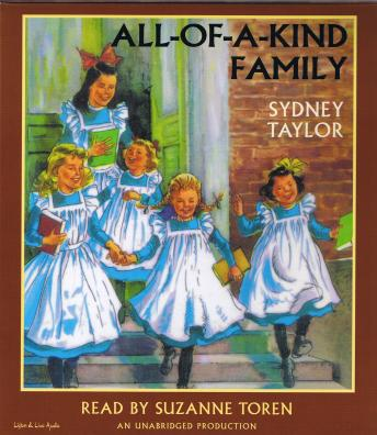 All-of-a-Kind Family Downtown, Sydney Taylor