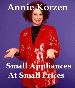 Small Appliances At Small Prices