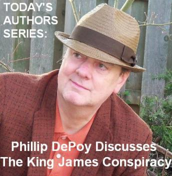 Today's Authors Series:  Phillip DePoy Discusses, Phillip DePoy