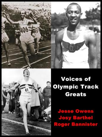 Voices of Olympic Track Greats
