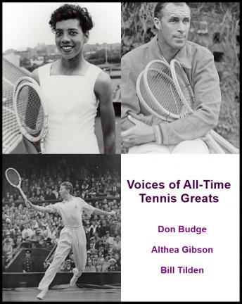 Voices of All-Time Tennis Greats