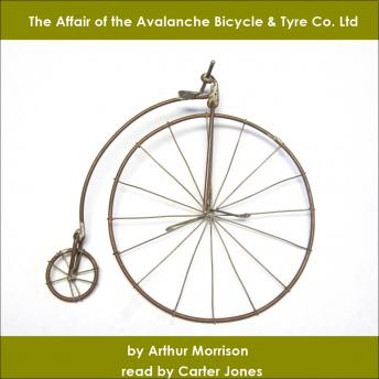 The Affair of the Avalanche Bicycle & Tyre Co. Ltd