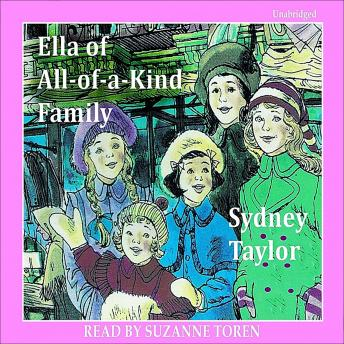 Ella of All-of-a-Kind Family, Sydney Taylor